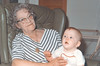 Grandma and Taylor