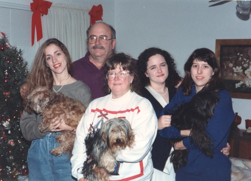 Christmas at Grannys 1993