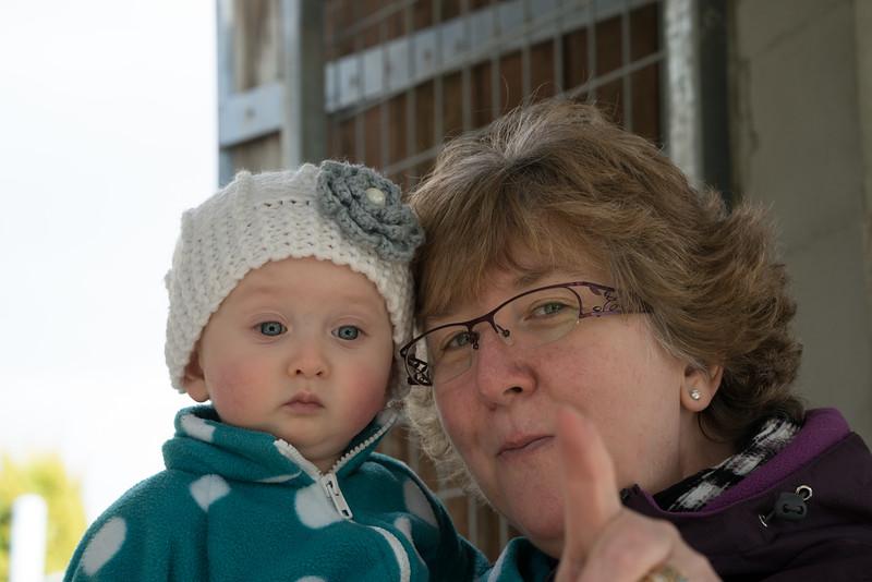 Mimi and Aurelia