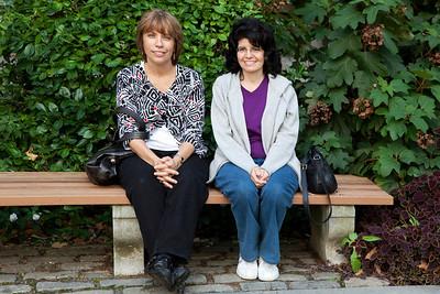 Two Bag Ladies