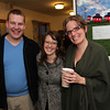 Cedar Lake alums Eric Aschelman, Karen (Gaier) Beasley and Erica Sweitzer-Beckman.