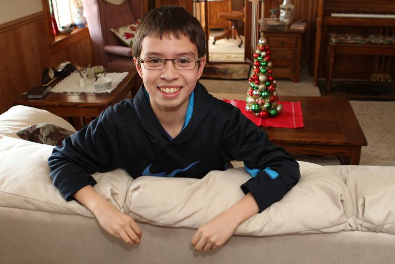 Bryan Sweitzer, oldest son of Glenn Sweitzer and nephew to Kent & Sarah Sweitzer.