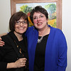 Karen Kurtz (L) with Kent's Sister Beth Sweitzer-Riley (R).