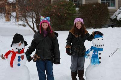 A Maine White Christmas - December 2007