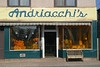 The Andriacchi Store (photo taken in October, 2003).  Italian market in Ishpeming, Michigan...owned by my dad's uncles and aunt.