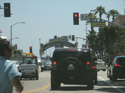 A day at Santa Monica Beach 4/30/11