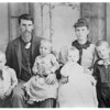 Jones family 1893 <br />  Russell, Clarence, Seymour, Horace