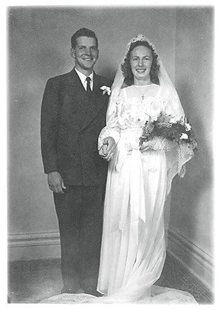Vernon and Else wedding