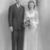 John & Phyllis wedding