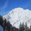Mt. Superior from the chair lift!
