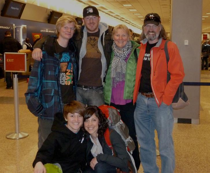 One last farewell!!.....Group Hug!!!!