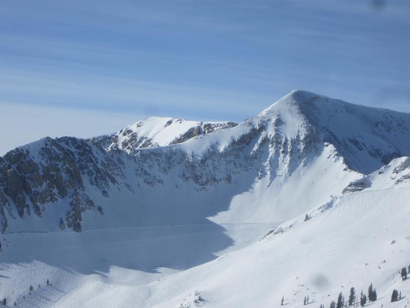 Mineral Basin at Snowbird!