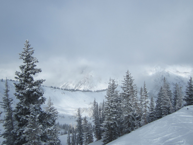 Beautiful Alta with the best snow on earth!