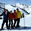 Best ski buddies ever!!