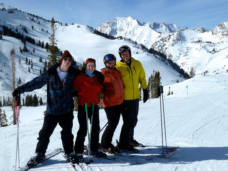 Best ski buddies ever!!