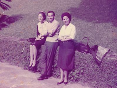 Ana Maria, Roberto Noschese, Santuzza