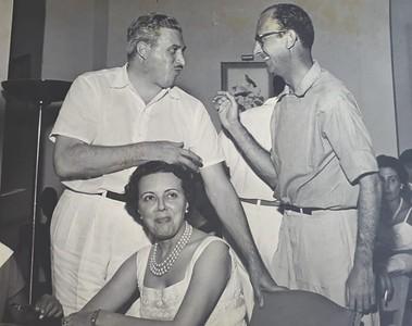 Cesar Giorgi, ?, Irene Giorgi