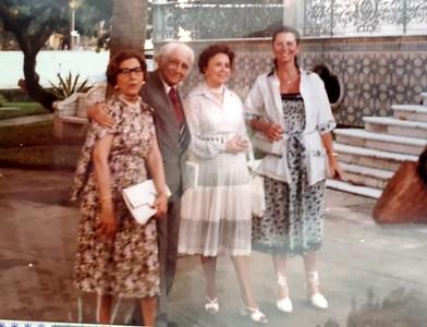 Amelia Giorgi, ?, Irene Giorgi, Maria Luiza