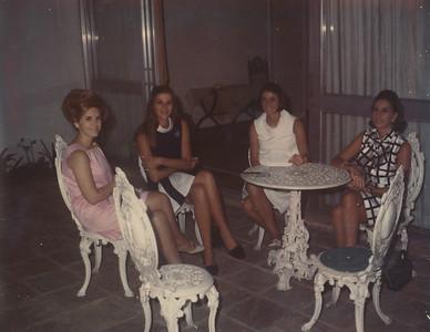 Elena Botelho, Johny Prada, Rossana Gavazzi, e Coli Meirelles