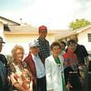 1996 Reunion Shine pavillion<br /> Bill, Bobbie, Sammy, Larie, Monica<br /> Back row Tommy (Marjorie?) Leon Kurk