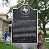 Historical Markers Tell Tale Of Texas:  Historical Markers Tell Tale Of Texas