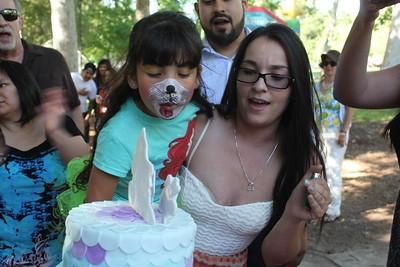 ARIANNA'S 6TH BIRTHDAY BASH @ VERDUGO PARK • 04.18.15