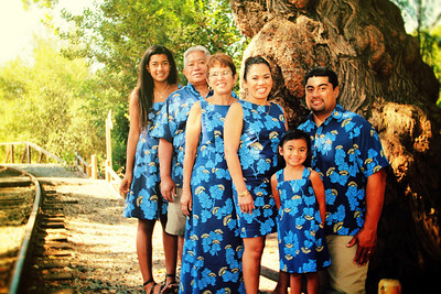 Matautia Family // 18 AUG 2011