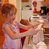 Time to bake Grandpa's cake.