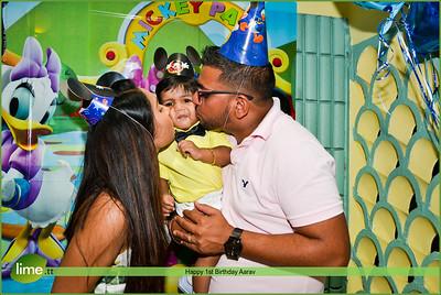 Aarav's 1st Birthday Party