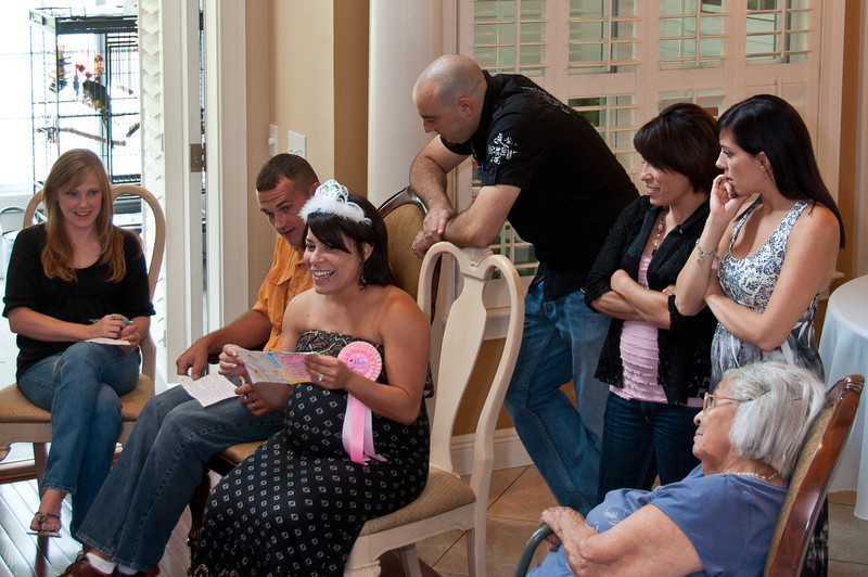 Aaron & Michelle's Baby Shower 09/17/2011