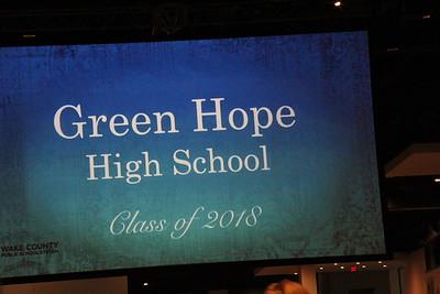 Aaron's High School Graduation 2018
