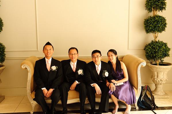 Aaron's wedding1