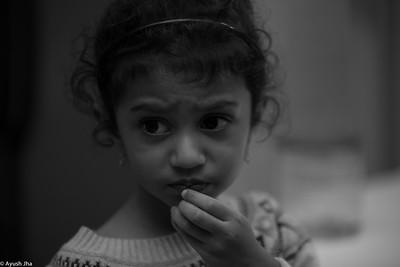 Aarya 9 Months Old