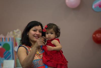 Aaryas First Birthday Chettinad