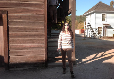 Sonoma Mission, Servants quarters, Ella