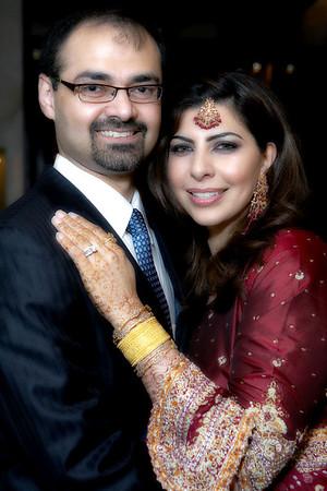 Abbas & Zehra Walima