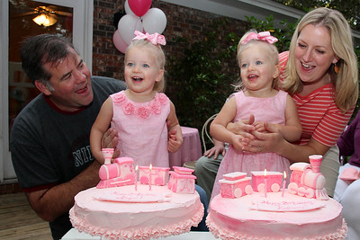 Abbie and Katie Turn 2!