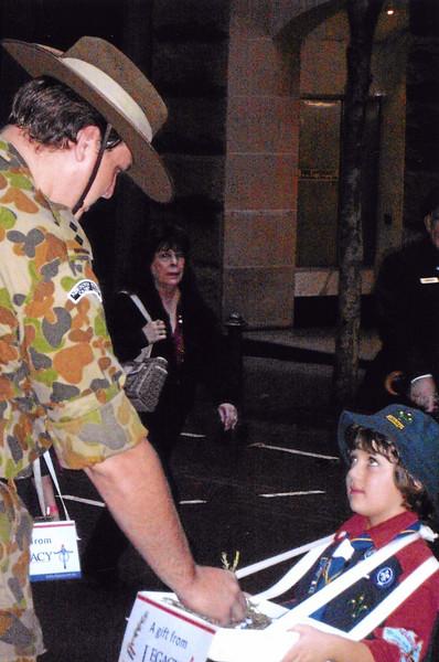 Anzac Day 2008
