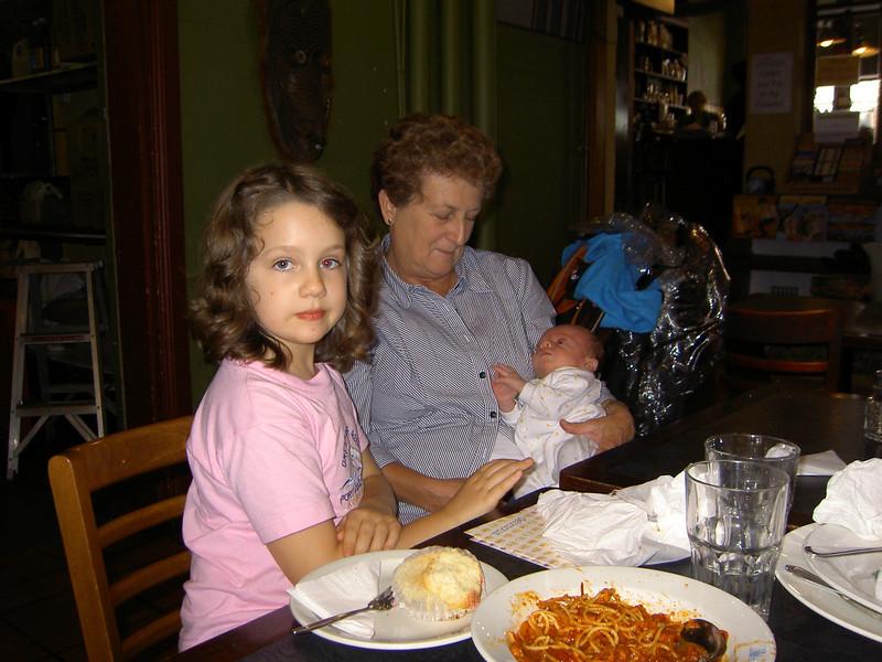 Abigail, Grandma and Louis