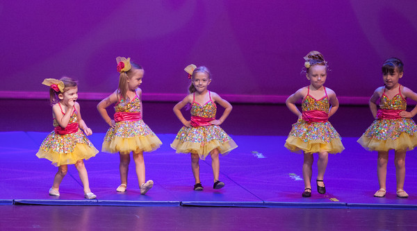 Abigail's Dance Recital