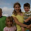 Our grandkids. From left - Taylor (9), Sarah Ann (6), Rachel (11) and Christian (1 1/2).