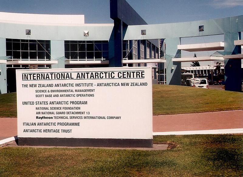 new zealand antartica center