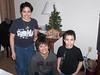 Salimos de compras de Arbolito de Navidad y Nacimiento para ponerlos en el cuarto del hotel, nos quedaron a la medida!!!!