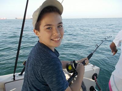 Pesca en el Pacífico 24jul2014