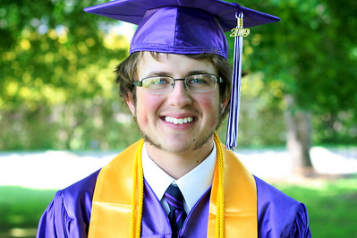Adam's Graduation