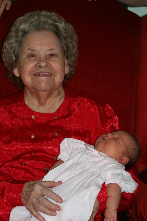 Addie 5 Generations
