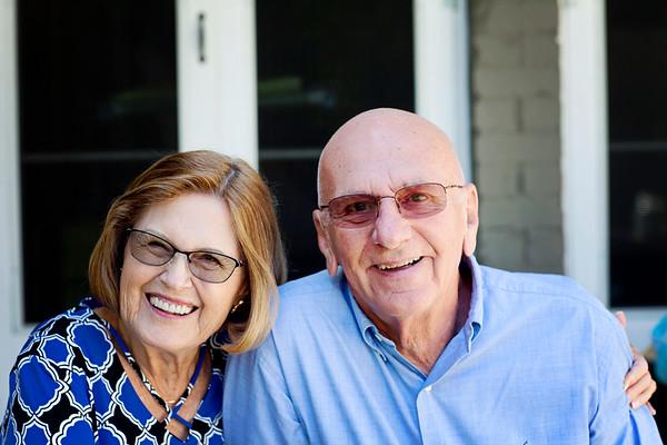Adrea: Michelle's Parents