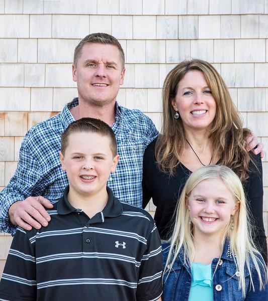 Adrian, Steve, & the kids