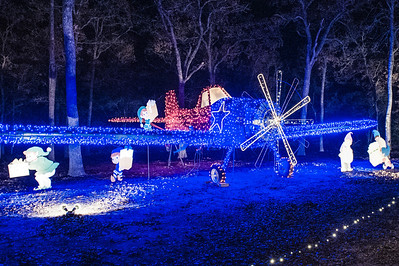 Santa's Wonderland, College Station, 2013