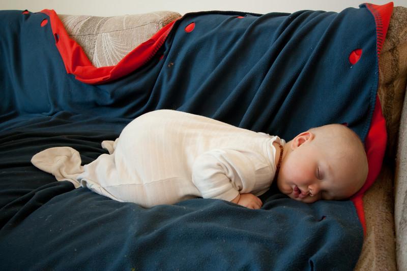 <b>10.5 months</b> Napping